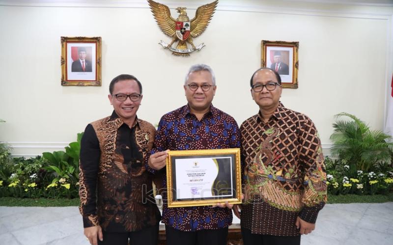 KPU Lembaga Nonstruktural Informatif 2019